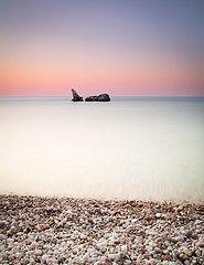 Morning at Karpathos, greece