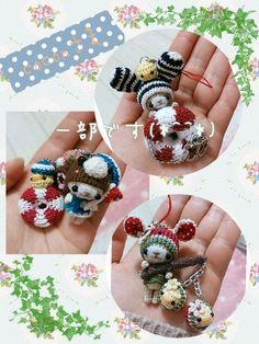 amigurumis pagina japonesa