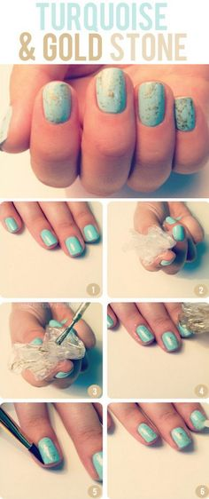 Easy Nail Art Tutorials.