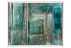 Sonya Krimsky, Blue Squares