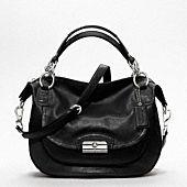kristin leather satchel