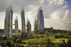 Libeskind Towers Singapore