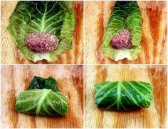Stuffed Cabbage Rolls - http://parsleysagesweet.com