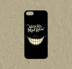 iphone 5c case,iphone 5c cases,iphone 5s case,cool iphone 5c case,iphone 5c over,iphone 5 case--Alice in Wonderland,in plastic,silicone.