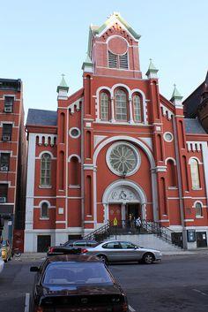 Our Lady of Sorrows Roman Catholic Church    Lower East Side, Manhattan, New York City