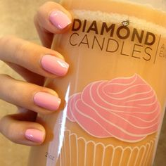 Diamond Candles - A Ring In Every Candle. This Cupcake scent is sure to be a great home decor treat! $24.95
