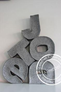 letters van vilt