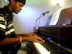 """""""Grateful"""" by Hezekiah Walker (Piano Solo)"""