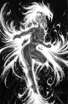 Rachel Summers by David Yardin