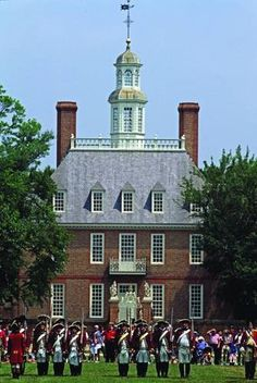 Williamsburg, Virginia- A family favorite. We go as often as we can.