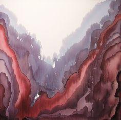 colour, tobiastovera sf, watercolor paintings, screen shot, art unit, inspir, screens, tobia tovera, canvases