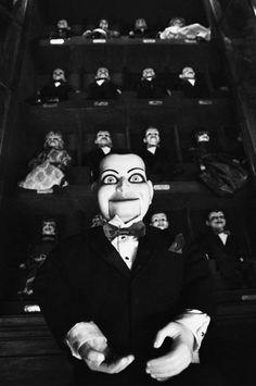 Not creepy at all.