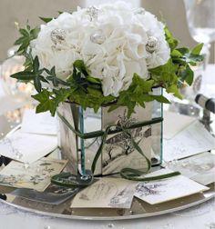Christmas Table Settings | Chandelier Lighting Blog
