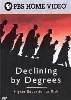 Higher education at risk. DVD 44