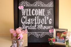 Bridal Shower #bridal #shower