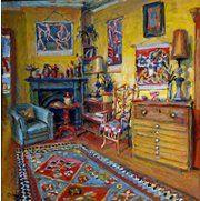 equilibrium art: Margaret Olley