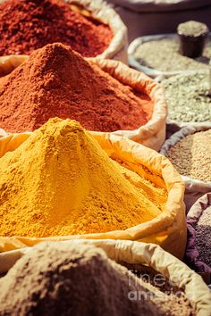 Indian Colored Spice