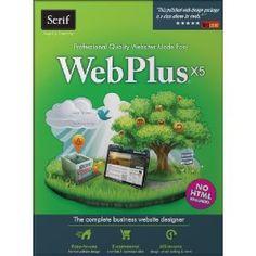 design uniqu, small businesses, serif webplus, design softwar, design site