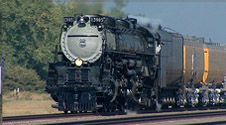 Big train coming at you! Visit our website to order the Lots & Lots of Trains DVDs! http://www.lotsoftrains.com