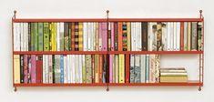 The perfect paperback bookshelf