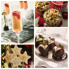 Oscars Party Recipes from Taste of Home