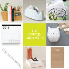THE OFFICE: ORGANIZED
