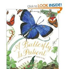 A Butterfly is Patient, Dianna Hutts Aston