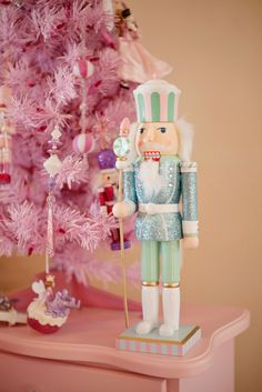 Awesome decorations at a Nutcracker party!  See more party ideas at CatchMyParty.com!  #partyideas  #nutcracker
