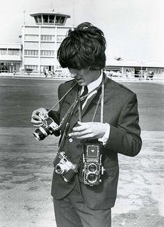 music, george harrison, peopl, georg harrison, eleg danc, beatl, nikon, photographi, cameras