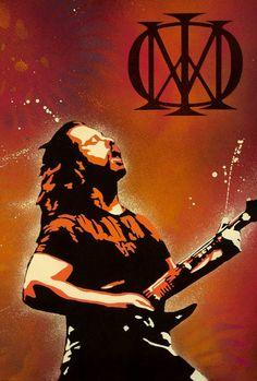 John Petrucci from Dream Theater