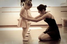 baby ballerinas are so adorable