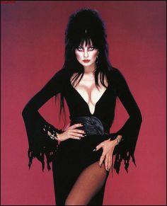 Elvira - Halloween ICON