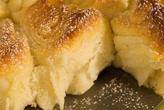 Vanilla Sugar Bread