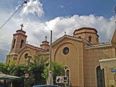 Agioi Anargyroi Ch., Psiri, Athens