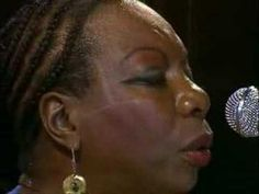"""Ne Me Quitte Pas"" sung by the talented Nina Simone."