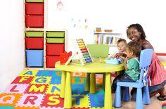 Foam Alphabet Mat - Interlocking Kids Floor Mat