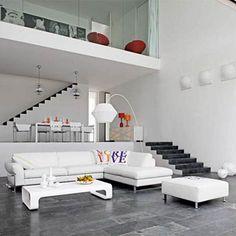 Decoracion de Salas Modernas Fotos - Para Más Información Ingresa en: http://fotosdedecoraciondesalas.com/decoracin-de-salas-modernas-fotos/