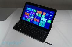 Samsung ATIV Q: hands-on with the company's new Windows-Android slider
