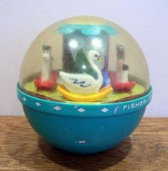 fisher price-my oldest son's 1st toy!  Good memories!