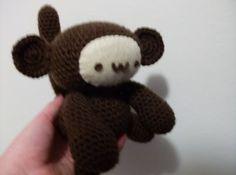 free Amigurumi Monkey Pattern by Stitch Love