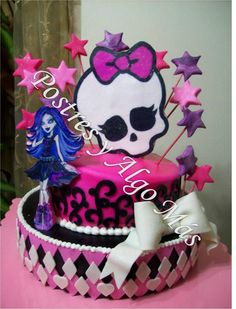 Torta - Monster High - Cake