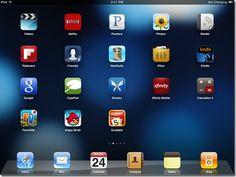 Cool iPad apps