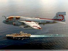 Grumman Intruder #aircraft #aviation #military #twin #jet #fighter #bomber #usa