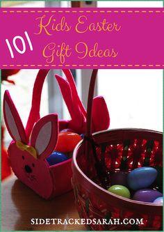 101 Kids Easter Gift Ideas