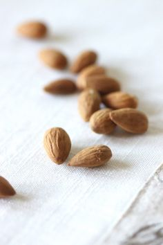 Yum  #nuts #almonds #almonds
