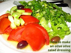 How to make an olive oil salad dressing from UNL Extension