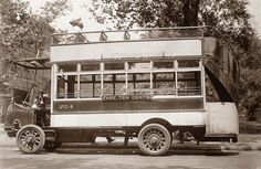 New York City Mass Transit of the 1910's.