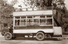 New York City Mass Transit of the 1910's.