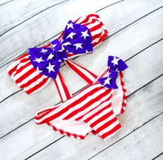 american flag 4th of july fourth of july americana bowkini bikini mint bow bows summer 2014 outfits spring swimsuit swimwear beachwear bathing suits chevron aztec tribal print bohemian