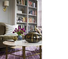 Angie Hranowsky {Living Room}